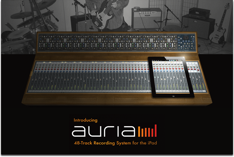 Auria for iPad
